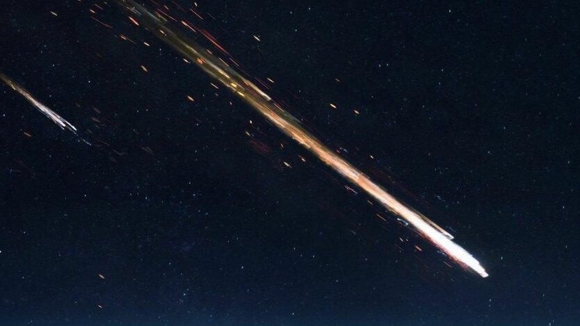 Метеорит, метеорит на канарских островах