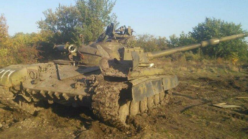 танк донецк