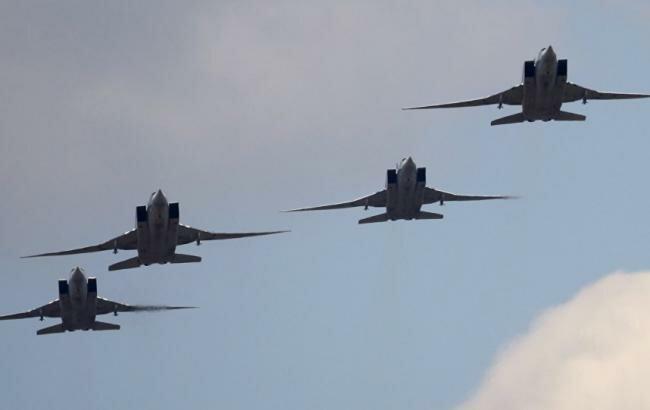военная авиация РФ в Сирии
