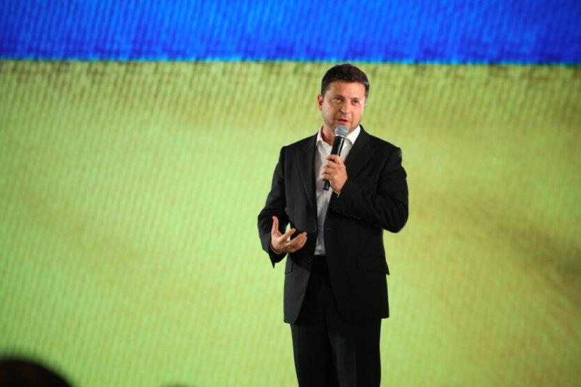 Владимир Зеленский в Трускавце