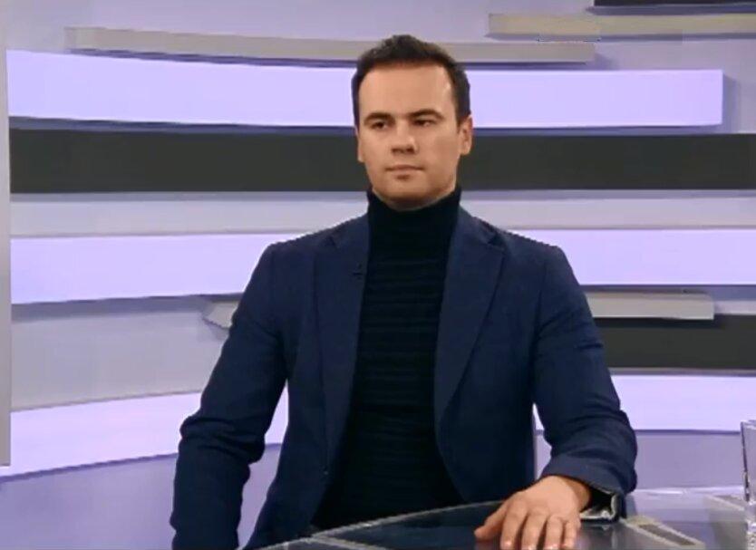 Украинский политолог Максим Яли