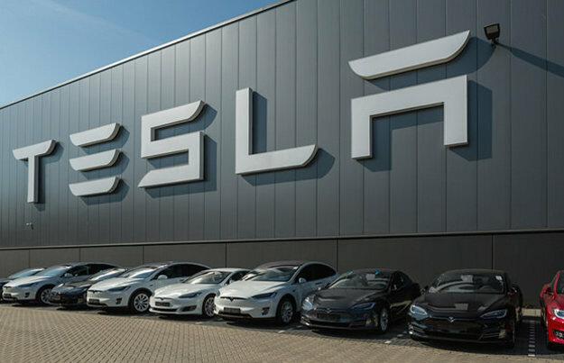 Tesla Gigafactory в Китае