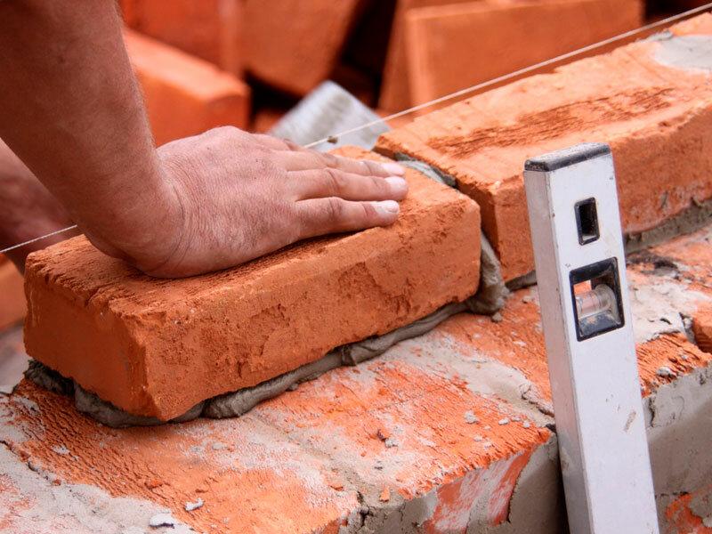 каменщик стройка строитель строительство