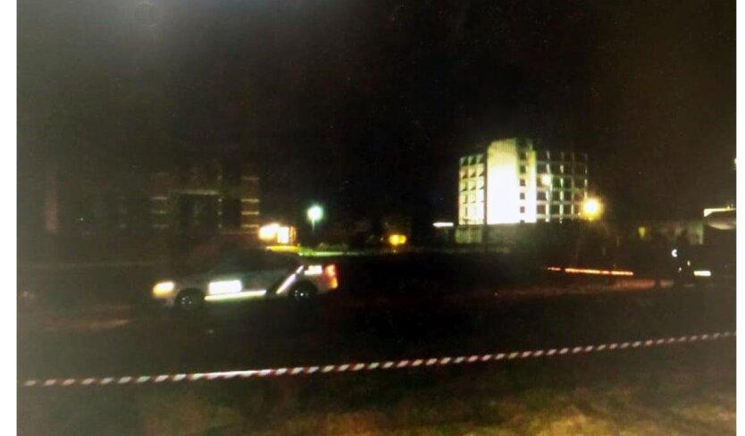 В супермаркете напали на полицейских: один погиб