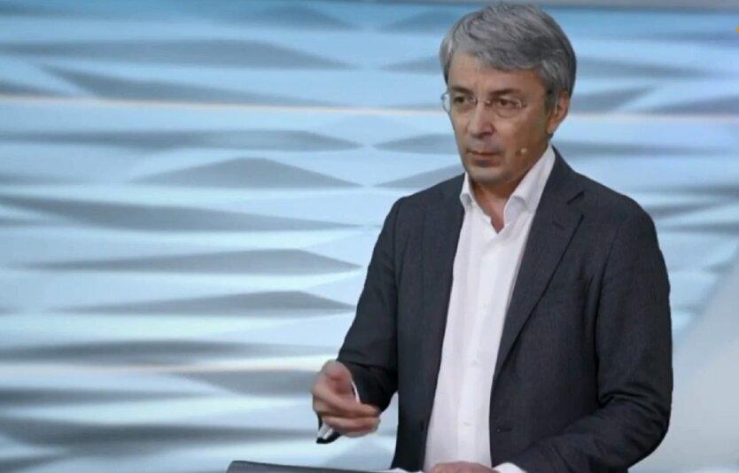 Министр культуры и информационной политики Украины Александр Ткаченко