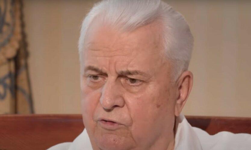 Кравчук резко высказался о выборах на Донбассе