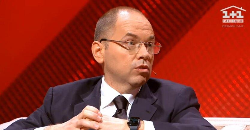 Максим Степанов, адаптивный карантин в Украине