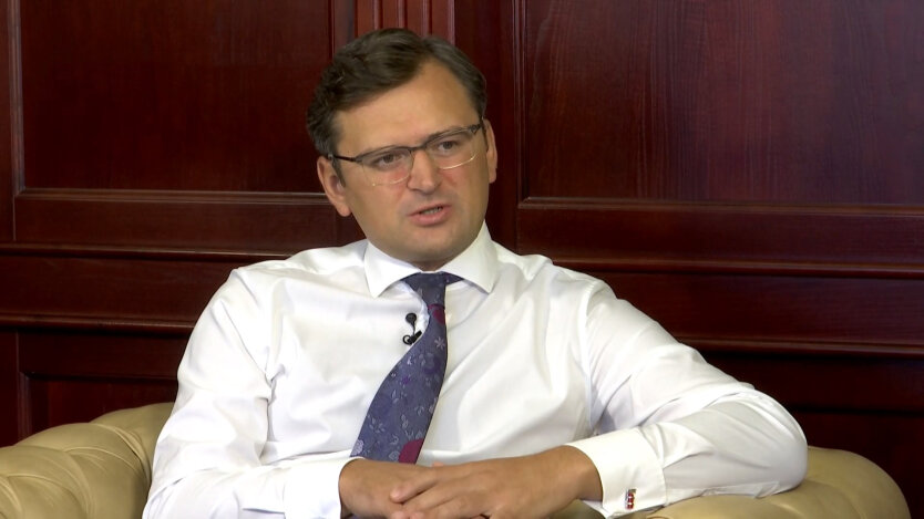 вице-премьер-министр по европейской и евроатлантической интеграции Дмитрий Кулеба