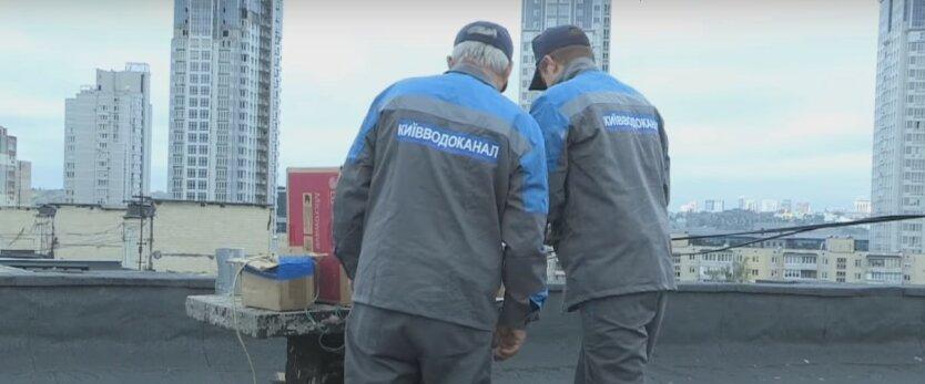 Киевводоканал,тарифы на воду,повышение тарифов на коммуналку,оплата тарифов на воду в Киеве