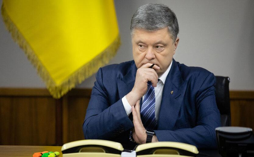 пятый президент Украины Петр Порошенко