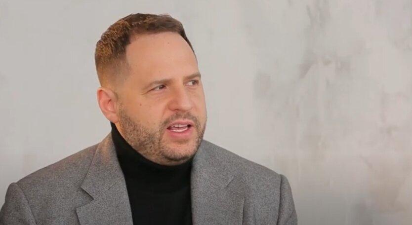 Андрей Ермак, Офис президента, ЦИК