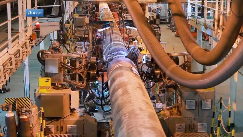Северный поток-2, сертификация трубопровода, немецкий газопровод