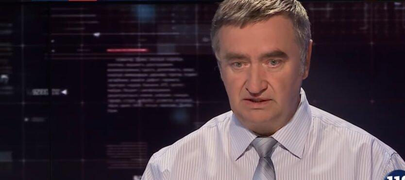 Николай Шамбир, повышение пенсий, украинцы