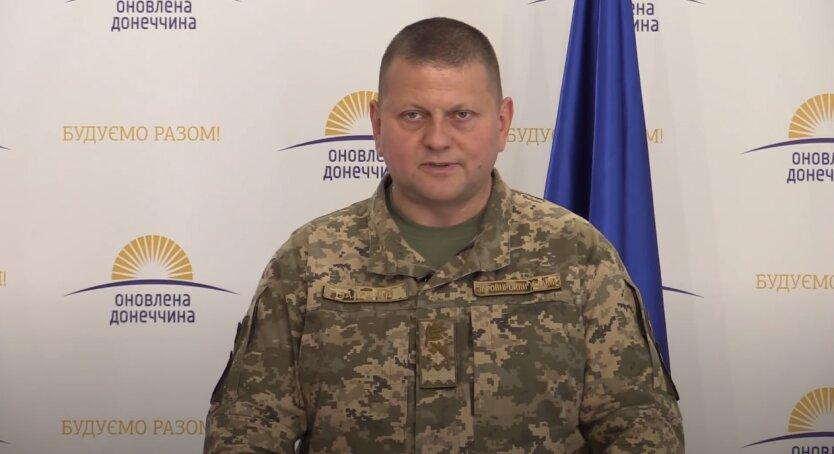 Валерий Залужный, ВСУ