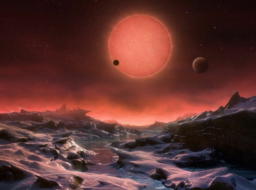 планета карлик