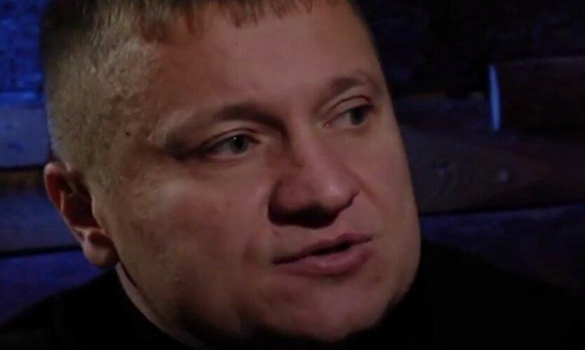 Умер легендарный комбат Андрей Гергерт