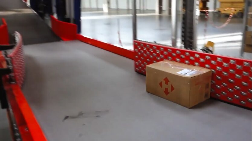 Новая почта, посылки из Китая, посылка с AliExpress