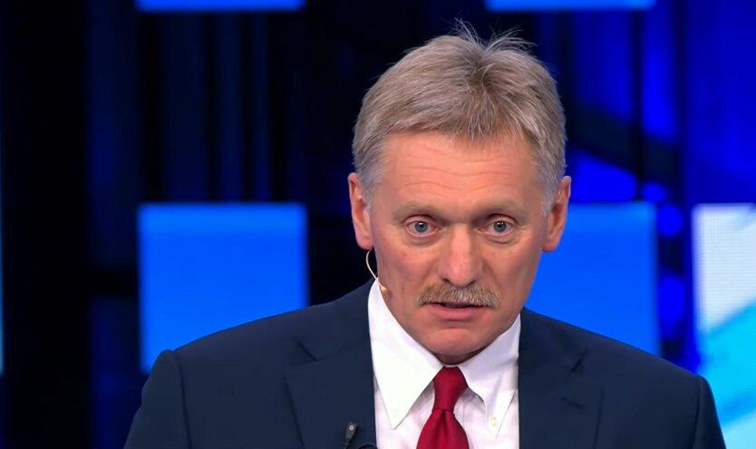 Дмитрий Песков, Владимир Зеленский, Владимир Путин