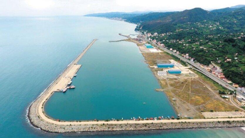 военная база Турции_Черное море
