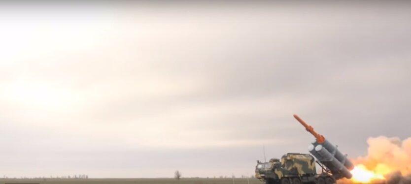 """Комплекс крылатых ракет наземного базирования """"Нептун"""", испытания"""