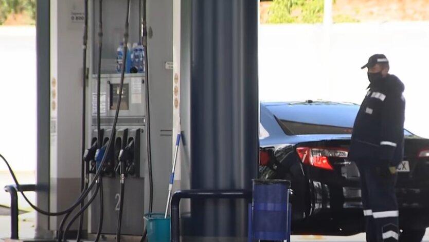 АЗС, бензин, дизельное топливо