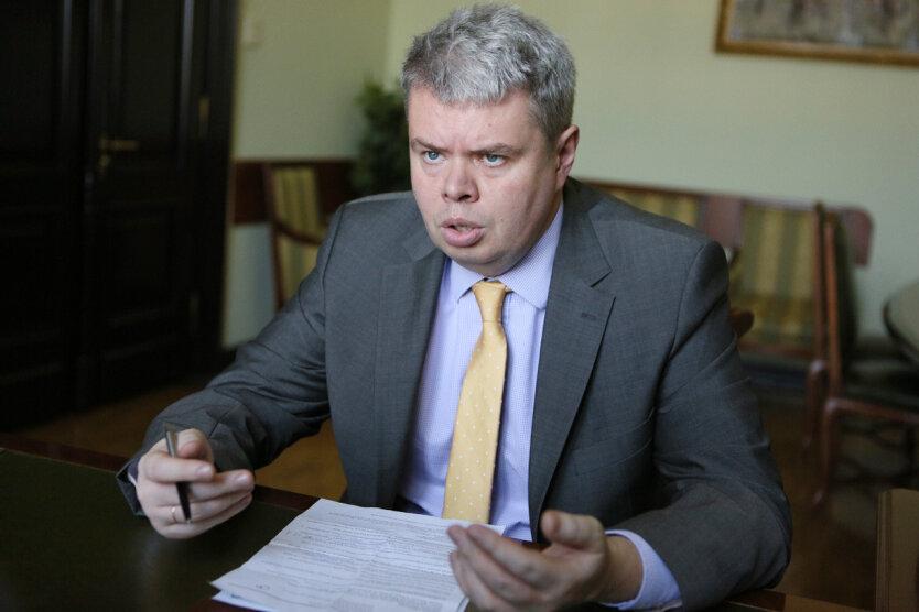 Дмитрий Сологуб,Повышение средней зарплаты в Украине,Нацбанк Украины