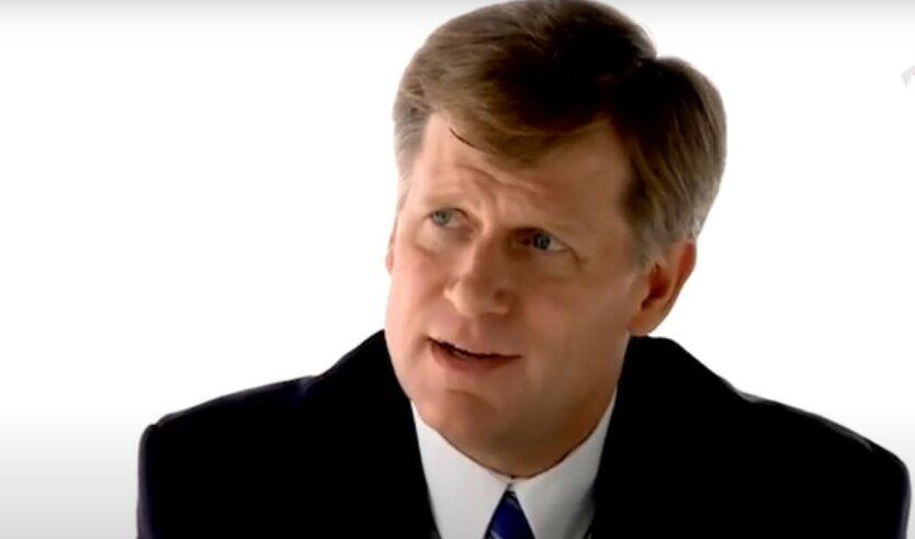 Макфол прокомментировал слухи о возможном назначении послом в Украине