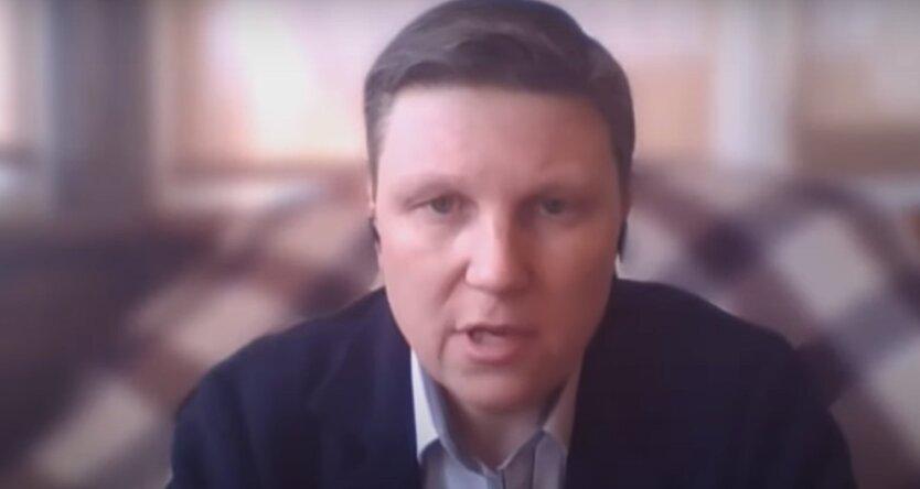 Финансовый аналитик Андрей Шевчишин