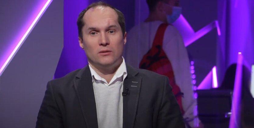 Юрий Бутусов, Министерство обороны, Андрей Таран