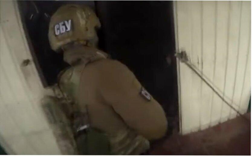 Операция СБУ, Госпогранслужба Украины, МВД Украины, Контрабанда наркотиков