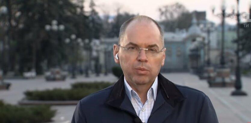 Максим Степанов, коронавирус в Украине, антирекорд коронавируса