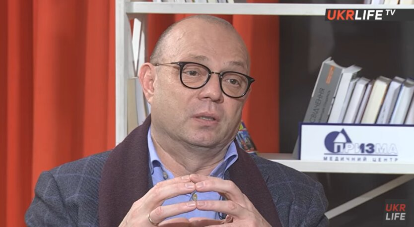 Владимир Грановский: Украина уже отказалась от Донбасса
