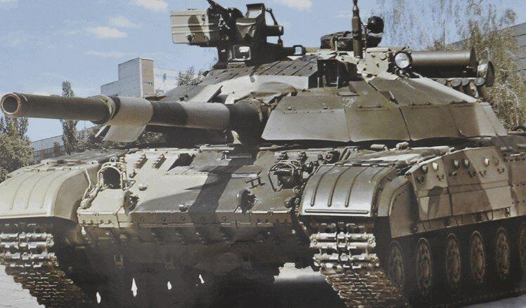 танк булат