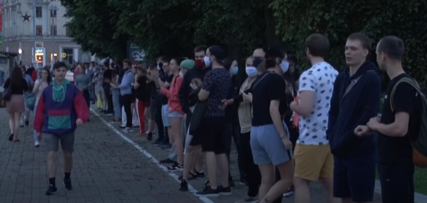 Беларусь, задержания, Александр Лукашенко