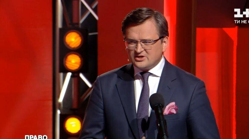 Дмитрий Кулеба, Россия, международные партнеры