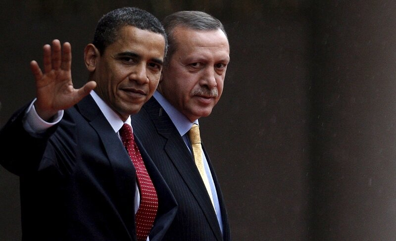 Обама-Эрдоган