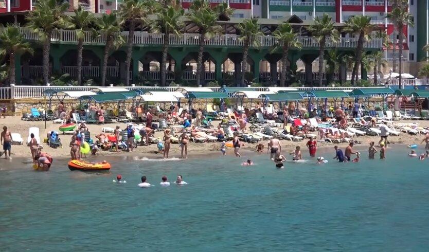 Турция, пандемия коронавируса, украинские туристы
