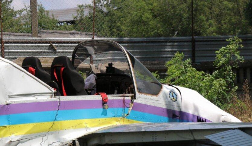 Авиакатострофа в Одессе