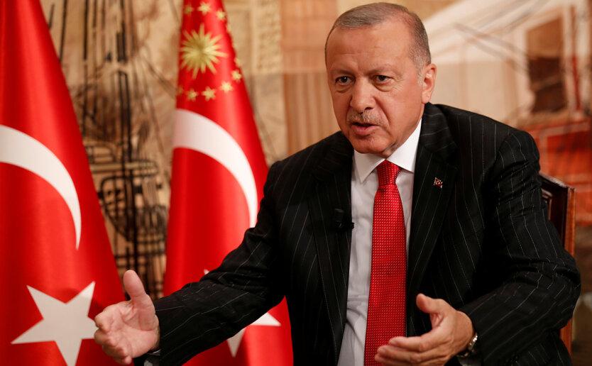 Эрдоган: люди Путина руководят войной в Ливии