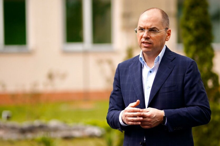 Максим Степанов,Коронавирус в Украине,Борьба с COVID-19 в Украине,карантин в Украине