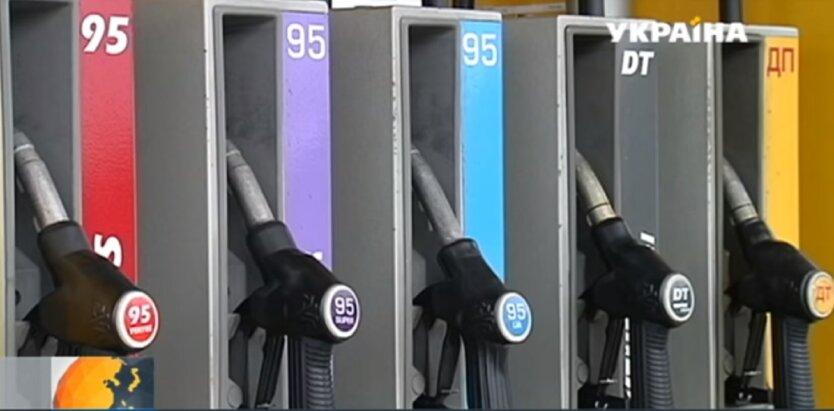АЗС подняли цены на топливо