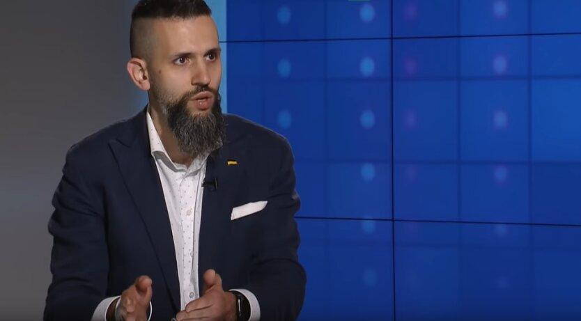 Игорь Уманский, Максим Нефьодов, таможня