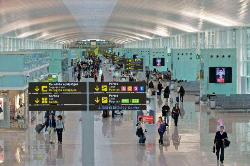 Барселона_аэропорт