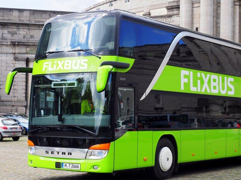 Крупнейший автобусный лоукостер из ЕС зашел на украинский рынок