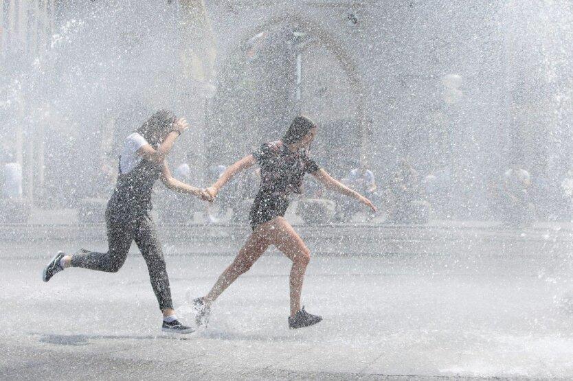 Погода в Украине, прогноз погоды, Наталка Диденко
