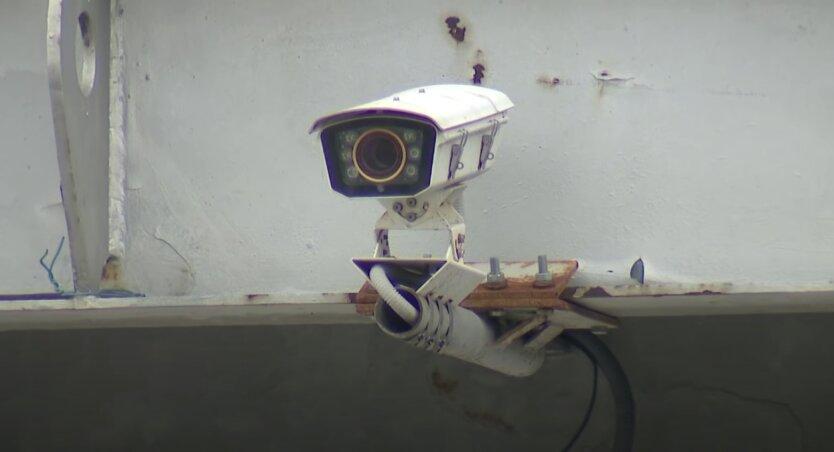 Камера автофиксации нарушений ПДД, Нацполиция