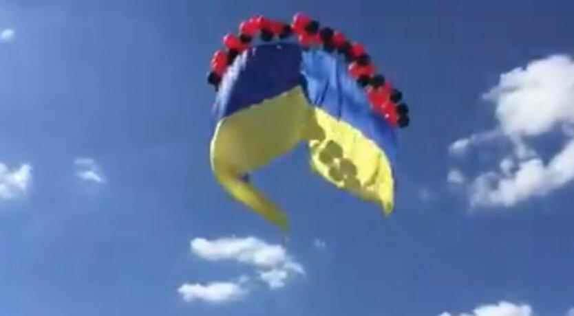 Волонтеры оригинально напомнили оккупантам, чей Крым