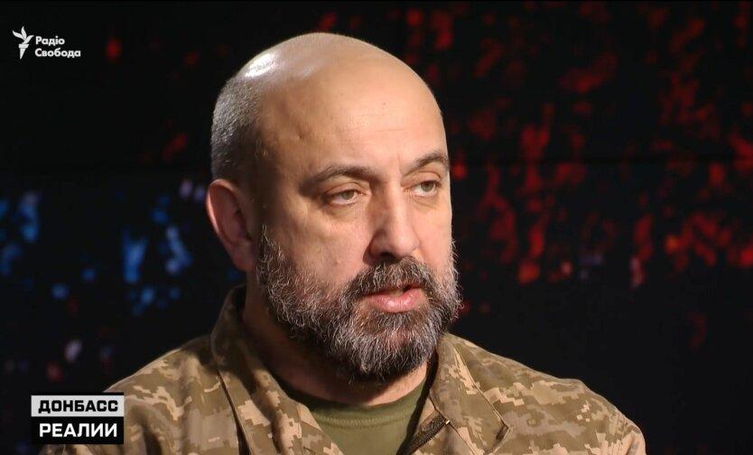 Сергей Кривонос, пять шагов для украины