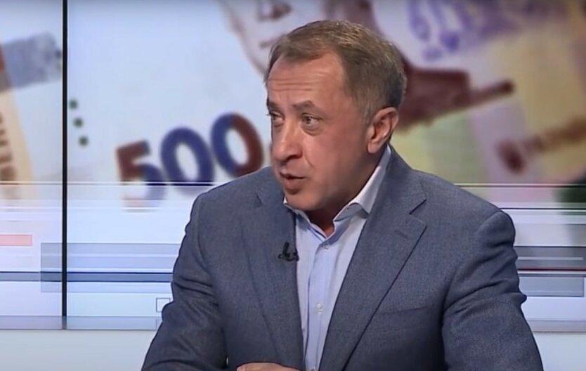 Данилишин объяснил причину выговоров Рожковой и Сологубу