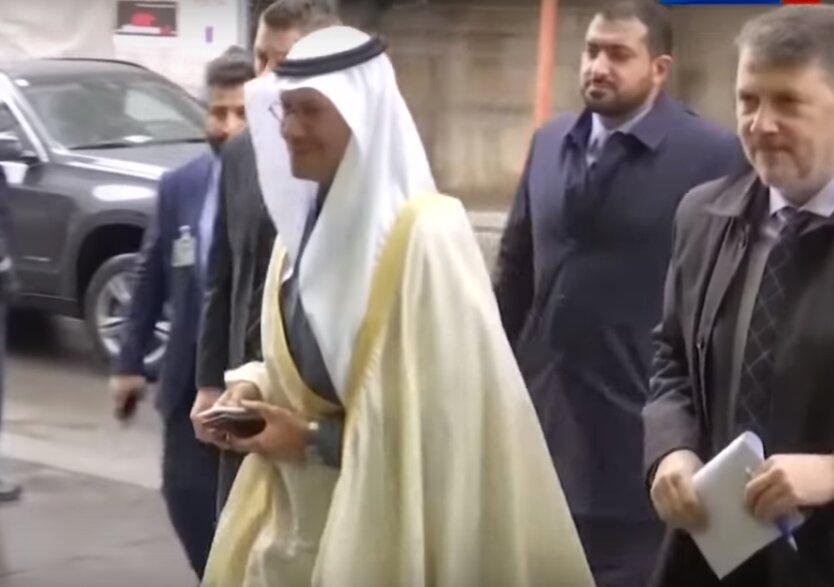 Саудовская Аравия и нефть